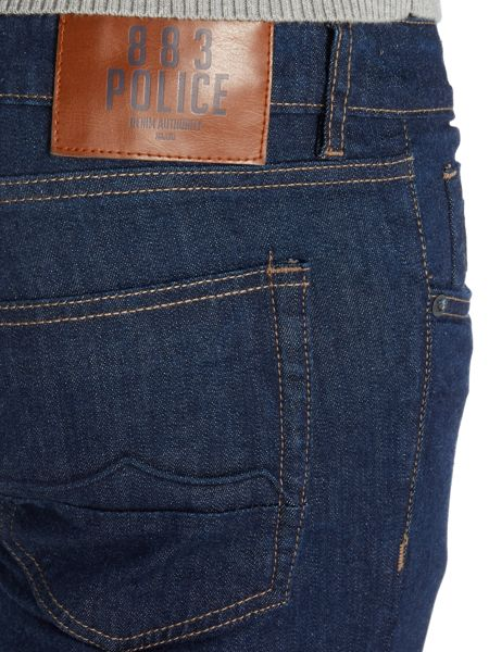 883 Police Mulvey 292 Slim Fit Jeans
