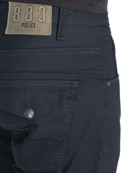 883 Police Motello 275 Tapered Stretch Jeans