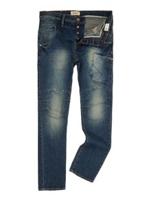 883 Police Aivali 271 Tapered Jeans