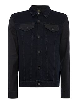 Ranger 309 Dark Blue/Black Denim Jacket