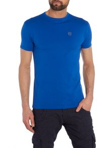 883 Police Plain Crew Neck Regular Fit T-Shirt
