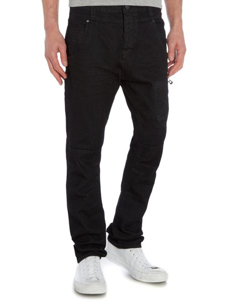 883 Police Aivali 204 tapered jeans