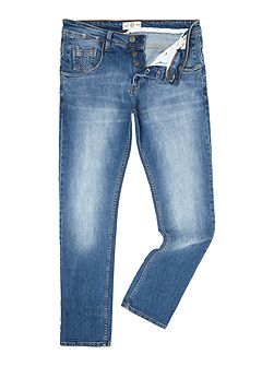 Motello 321 Tapered Strecth Jeans