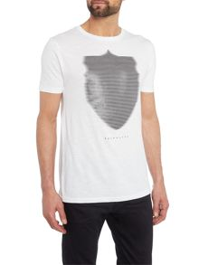 883 Police Wolf graphic t-shirt