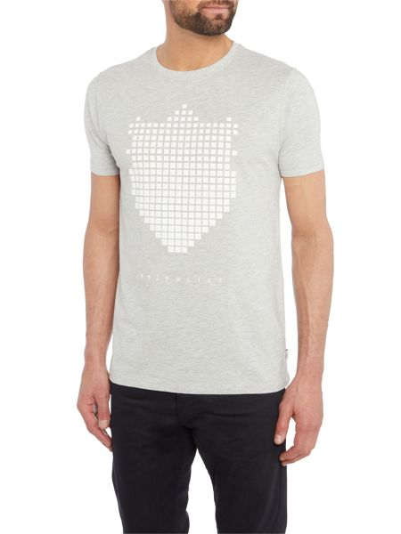 883 Police Spartan graphic t-shirt