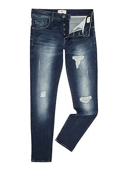 Moriarty LA 360 Activeflex Slim Jeans