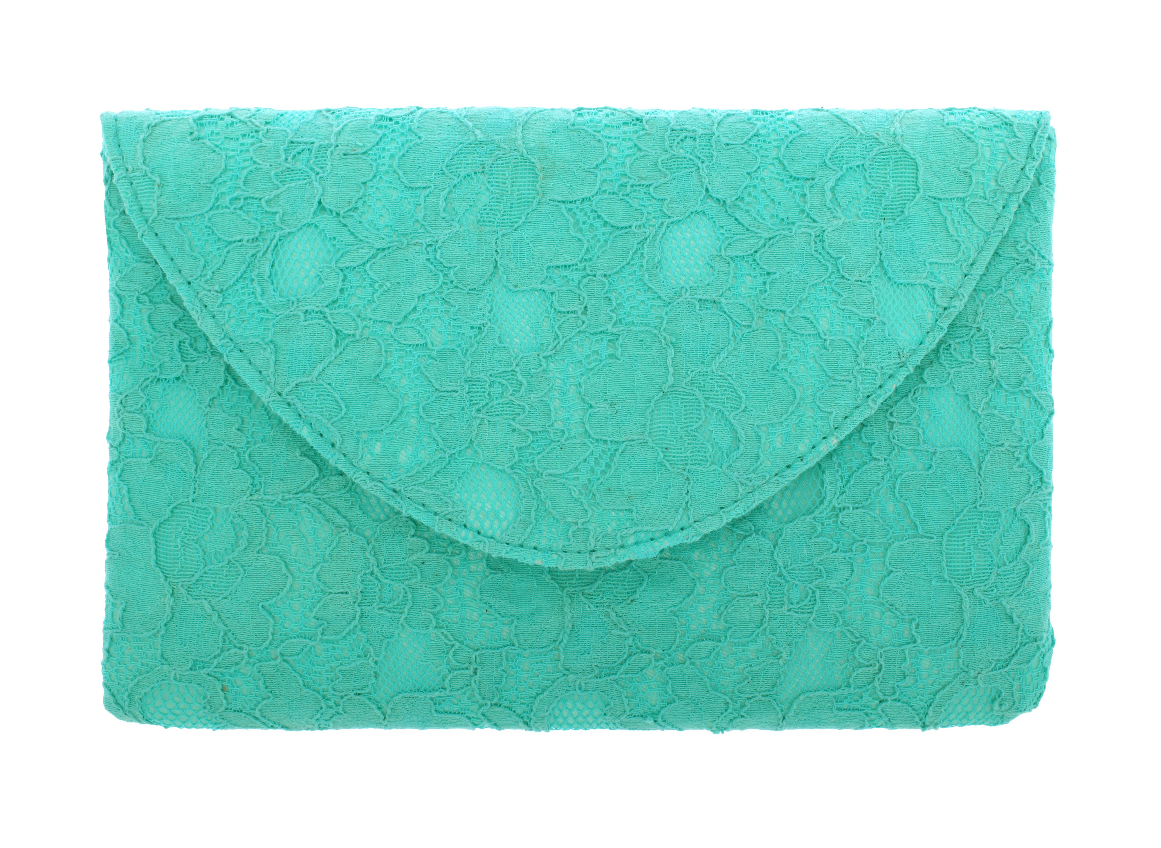 Lace Clutch Bag