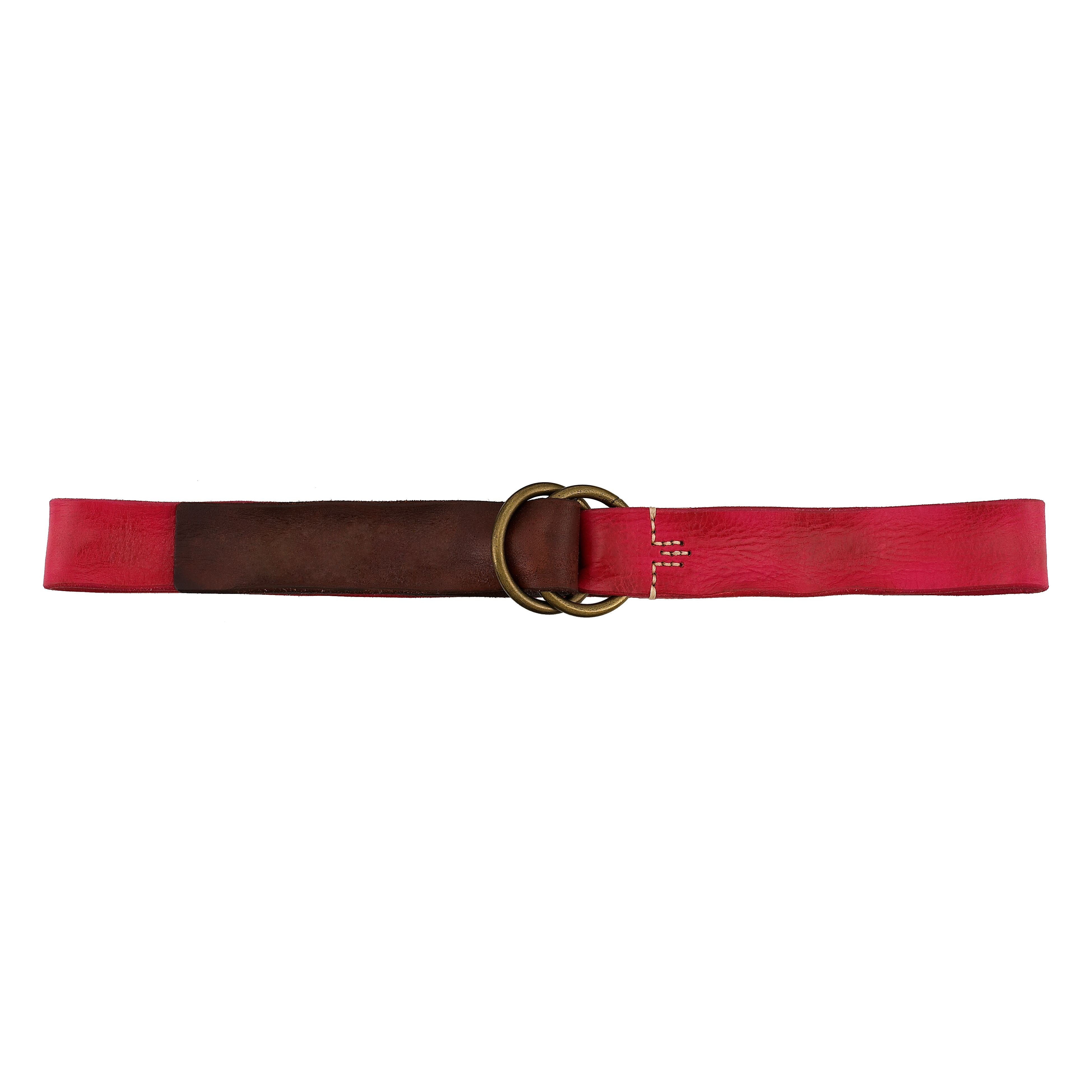 Casual Ring Buckle Belt