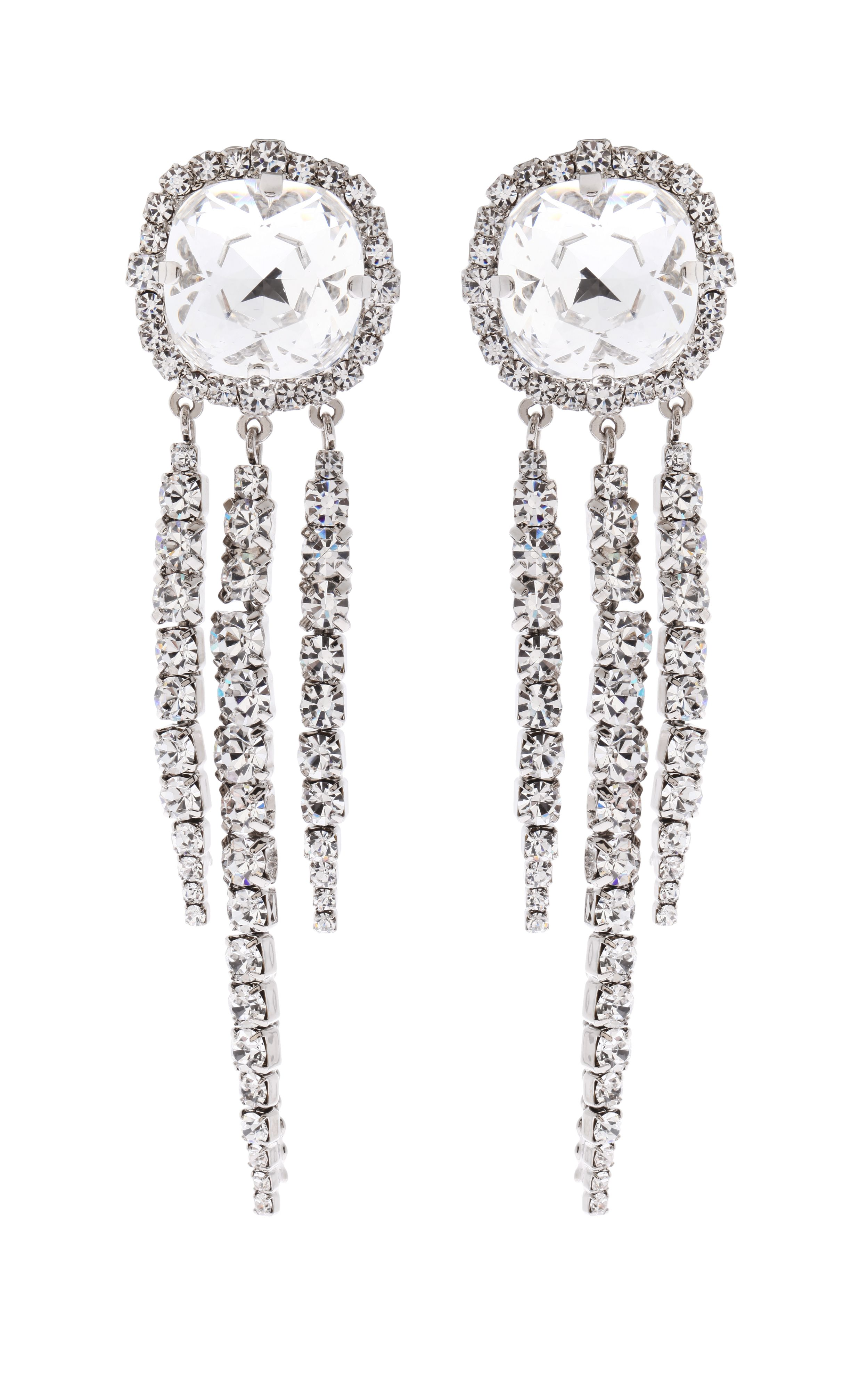 Dress Me Forever Willow Crystal Drop Earrings