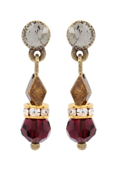 Martine Wester Delicate Small Drop Earrings