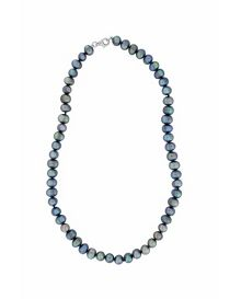 Azendi Peacock Pearl Necklace