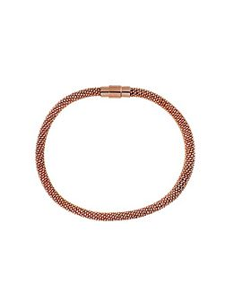 Rose Gold Vermeil Attraction Bracelet