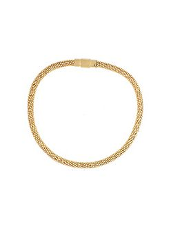 Yellow Gold Vermeil Attraction Bracelet