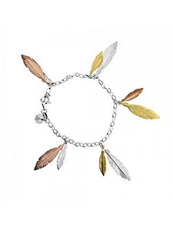 Multi Feather Bracelet