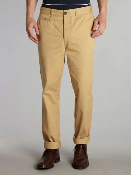 Lyle and Scott Regular fit chino trouser