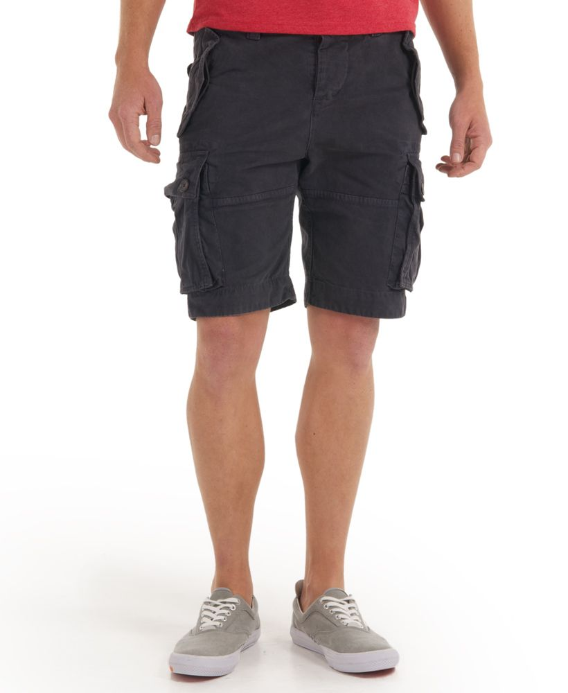 Heavy cargo shorts