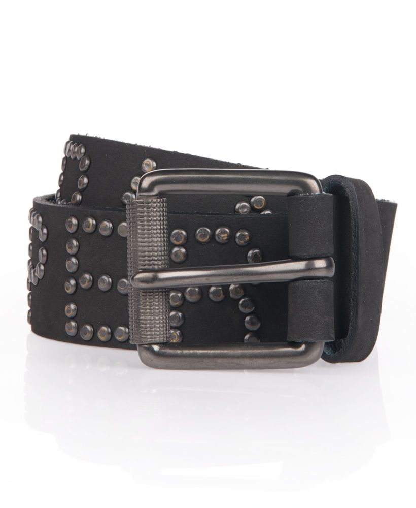 Super scrubbed stud belt