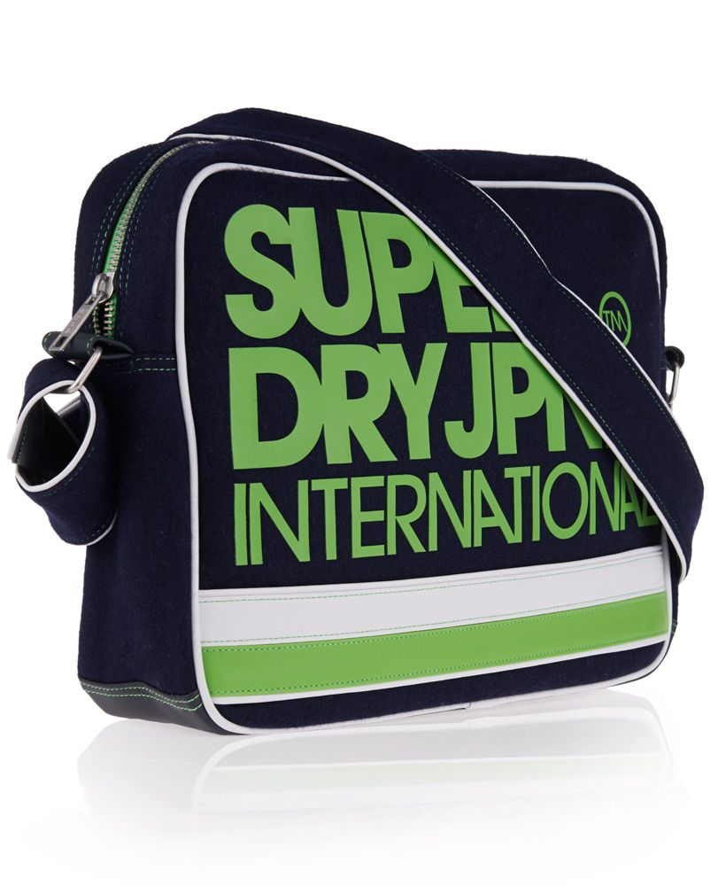 International alumni bag