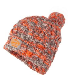 Colour splash beanie
