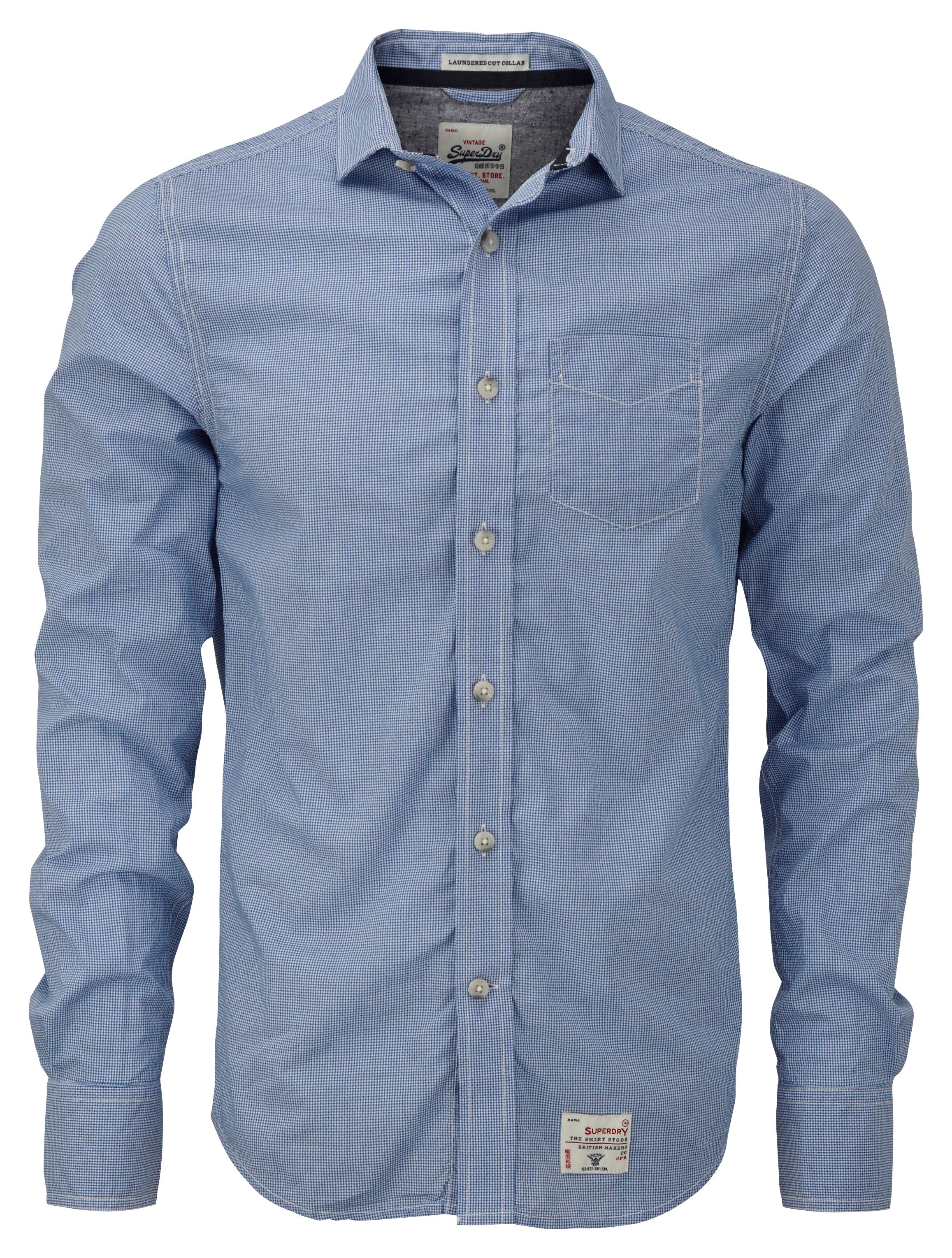 Laundered Long Sleeve Shirt