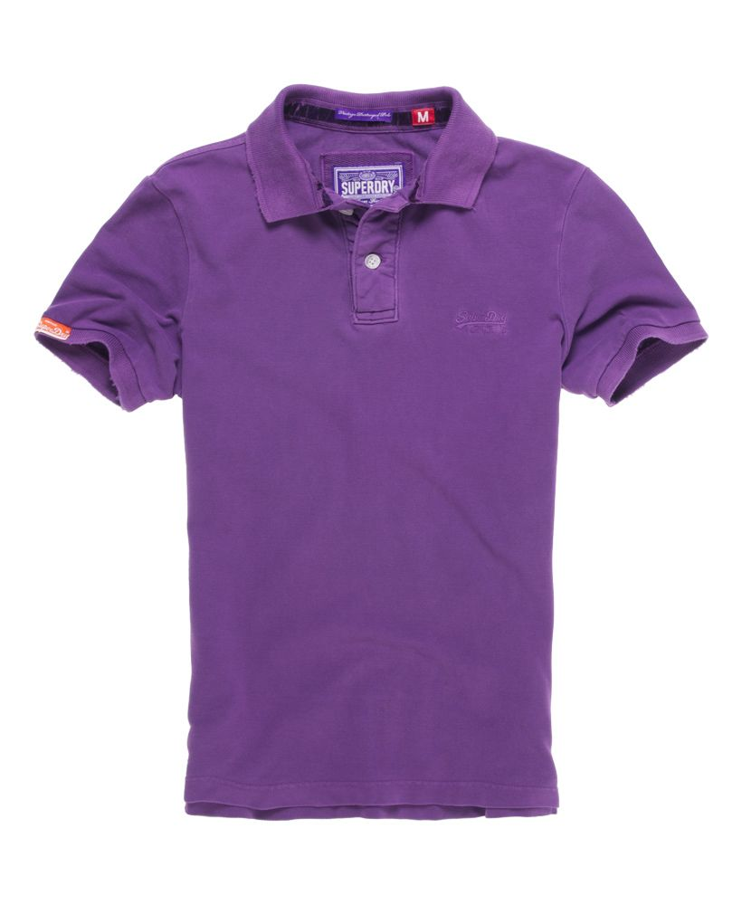 Vintage destroyed polo
