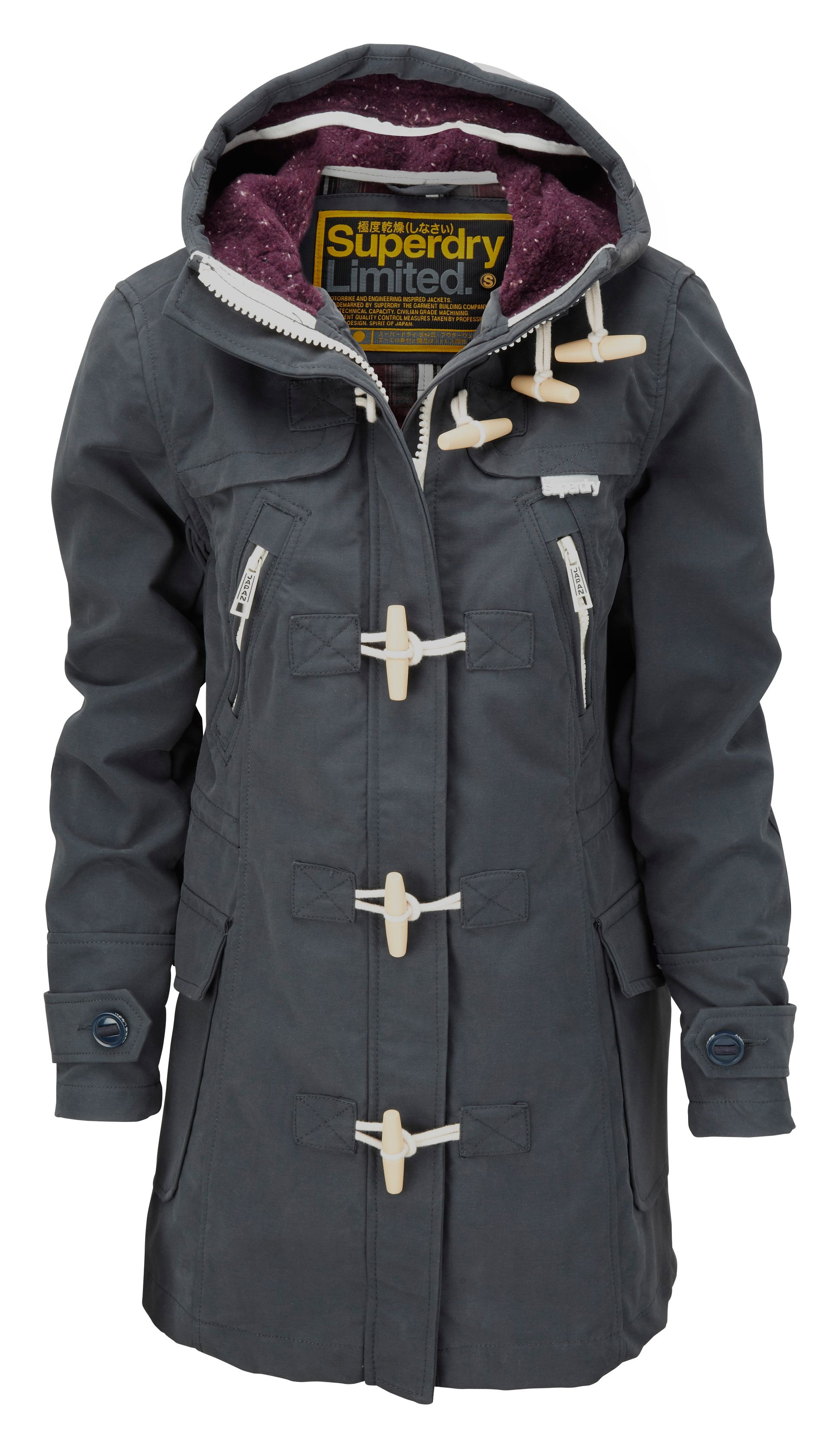 Harbour duffle coat