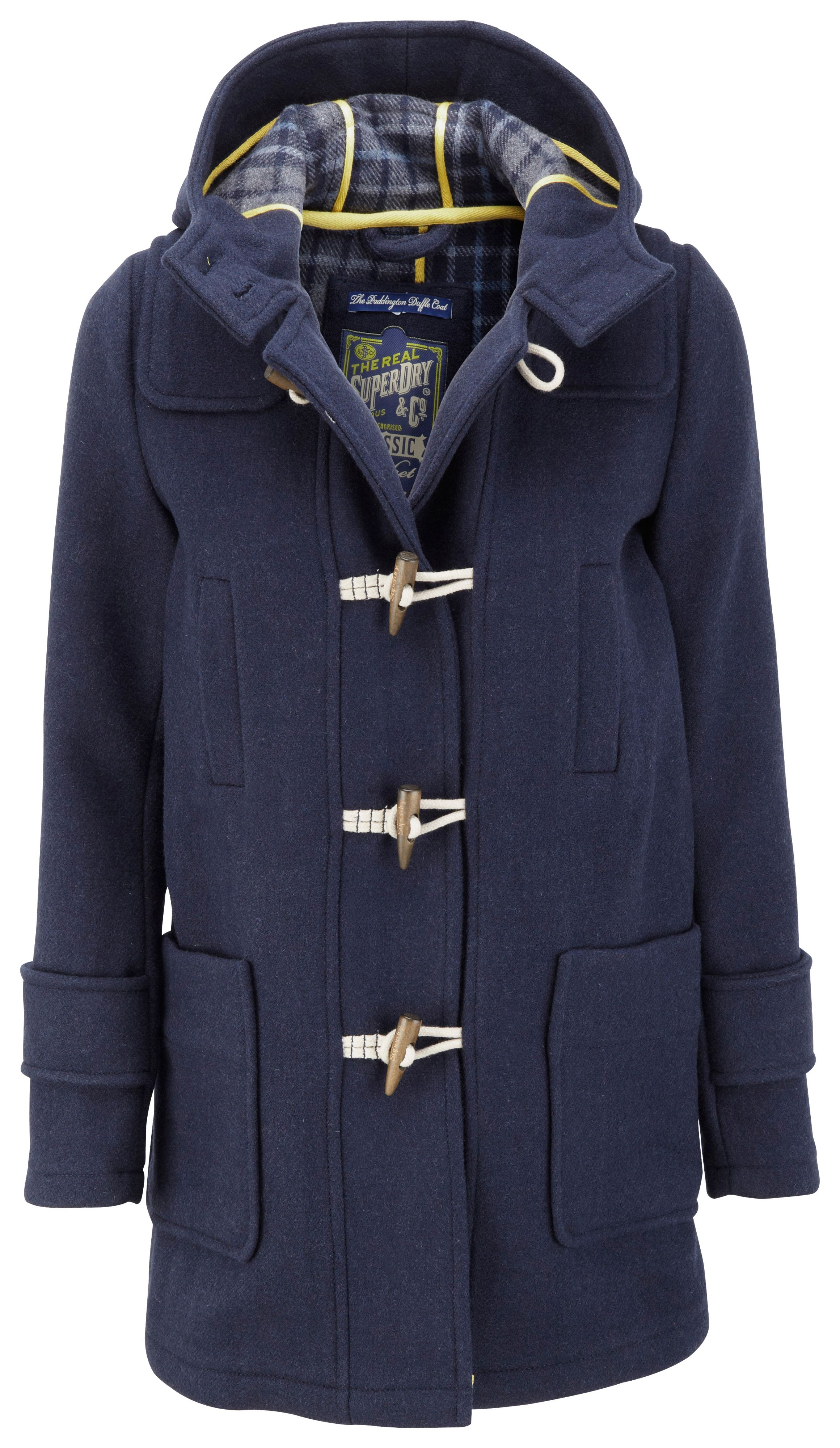 Paddington duffle coat