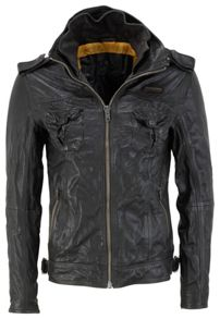 Ryan leather jacket