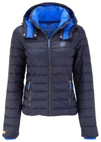 Fuji hooded jacket