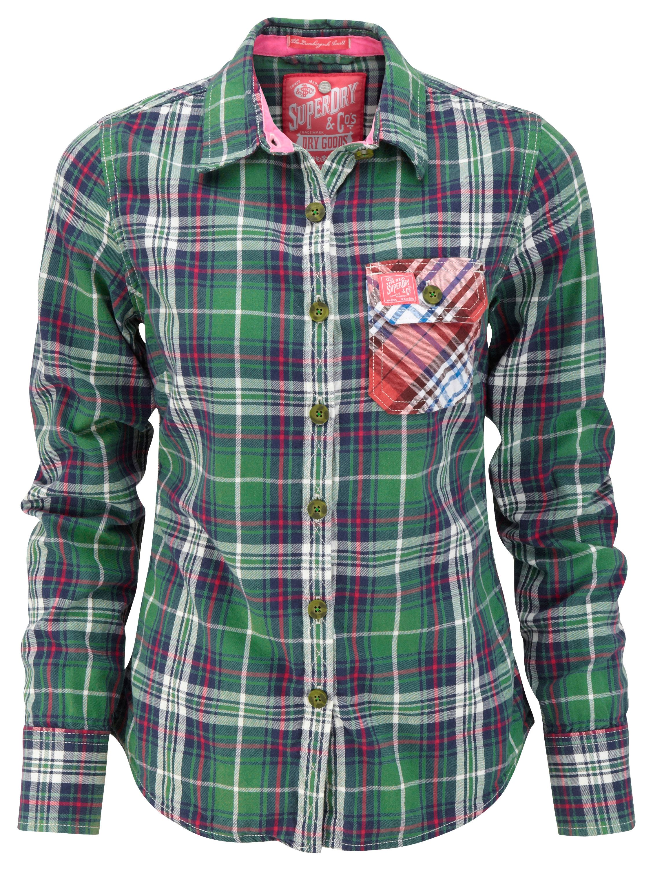 Lumberjack pocket shirt