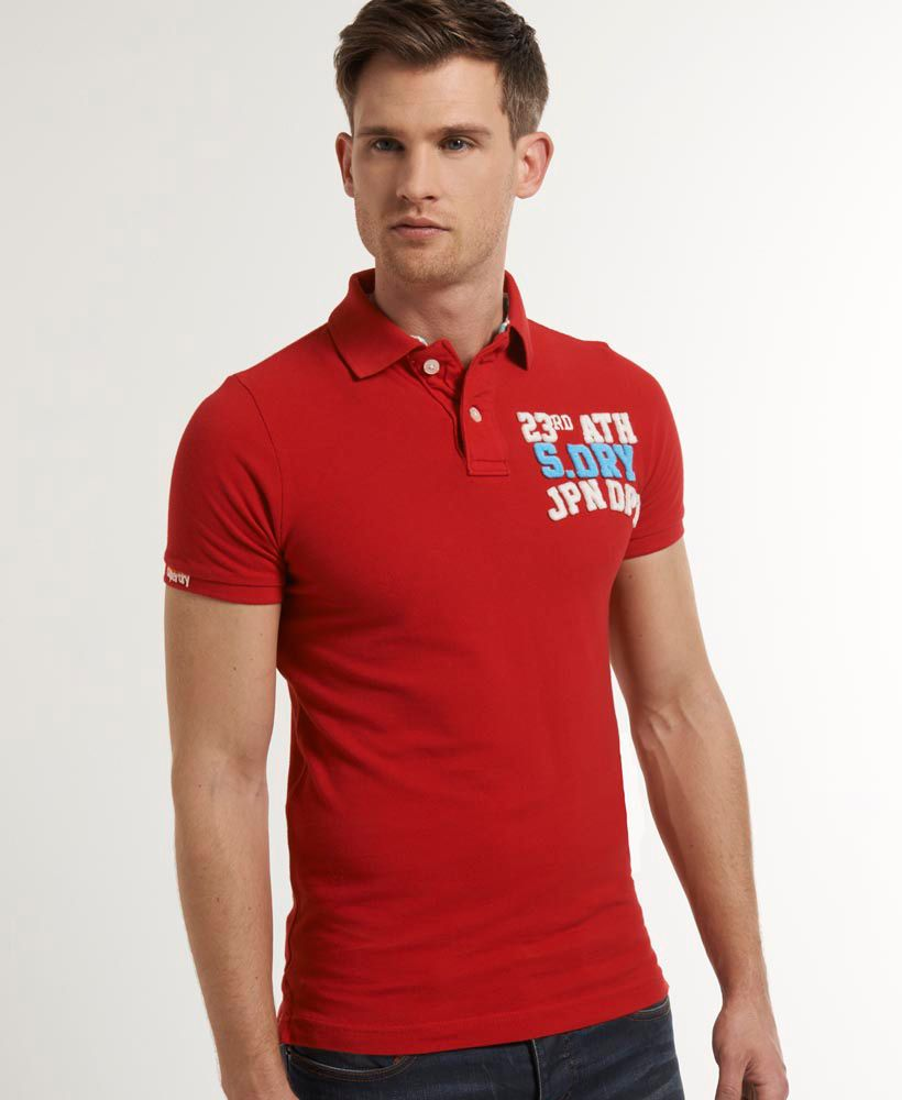 Applique polo