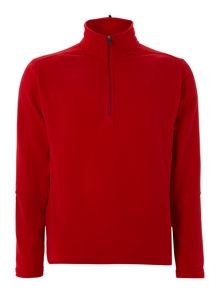 Polartec aircore 100 half-zip fleece jumper
