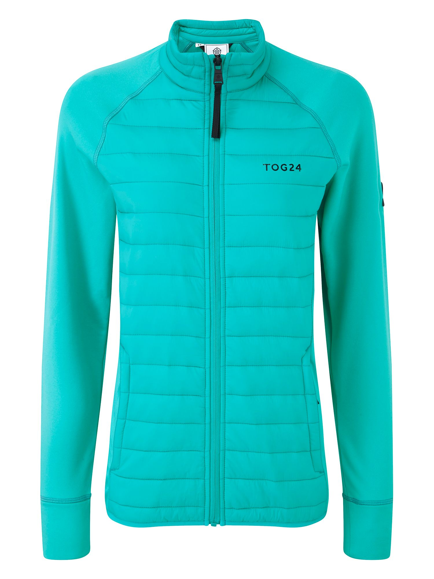 Tog 24 Adroit TCZ Thermal Hooded Jacket, Turquoise