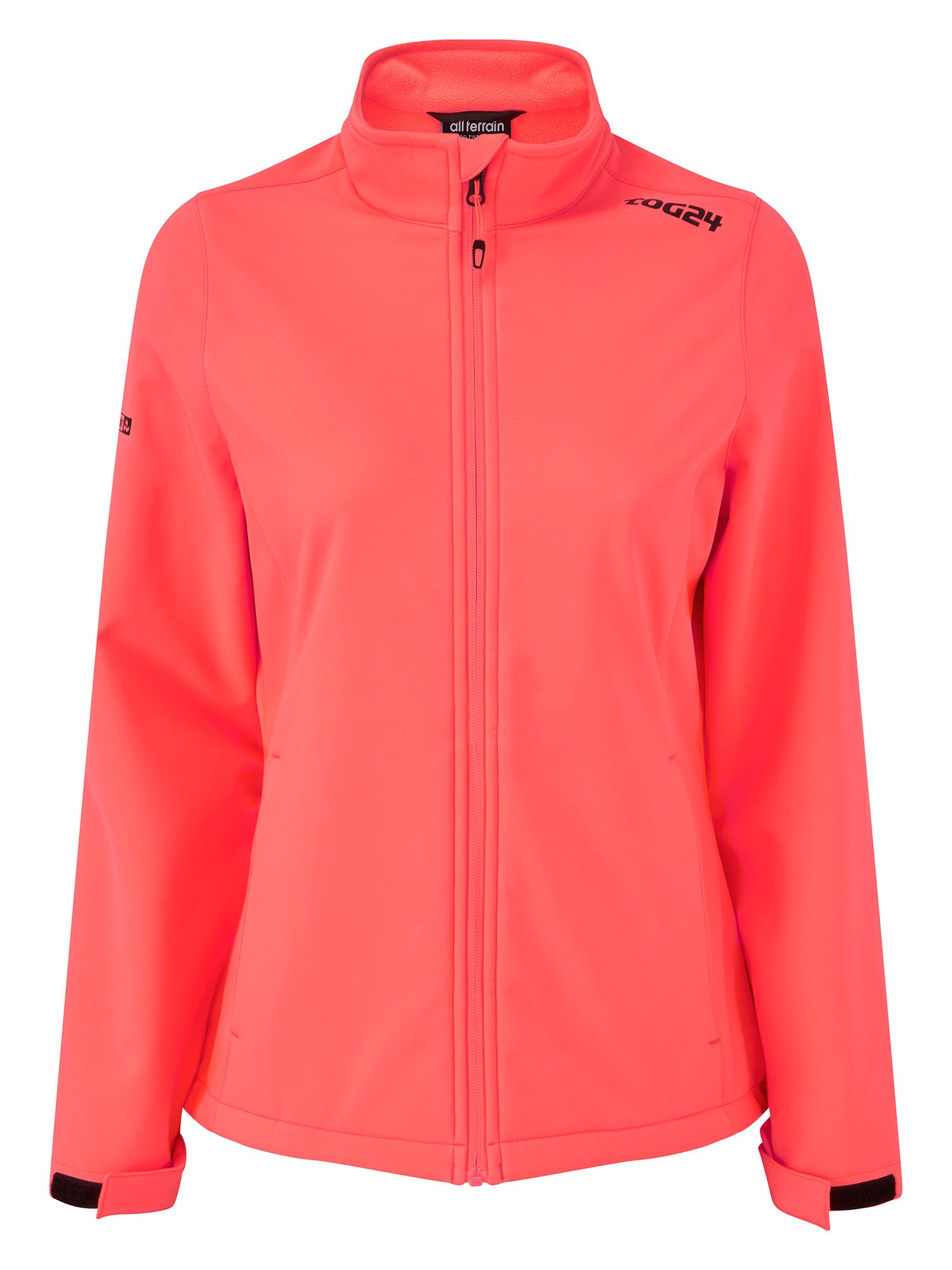 Tog 24 Alvey Ladies Tcz Shell Jacket, Coral