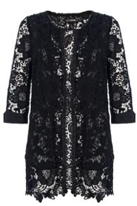 QUIZ Lace Jacket