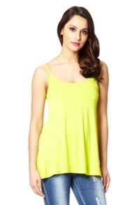 Lime Cami Vest Top