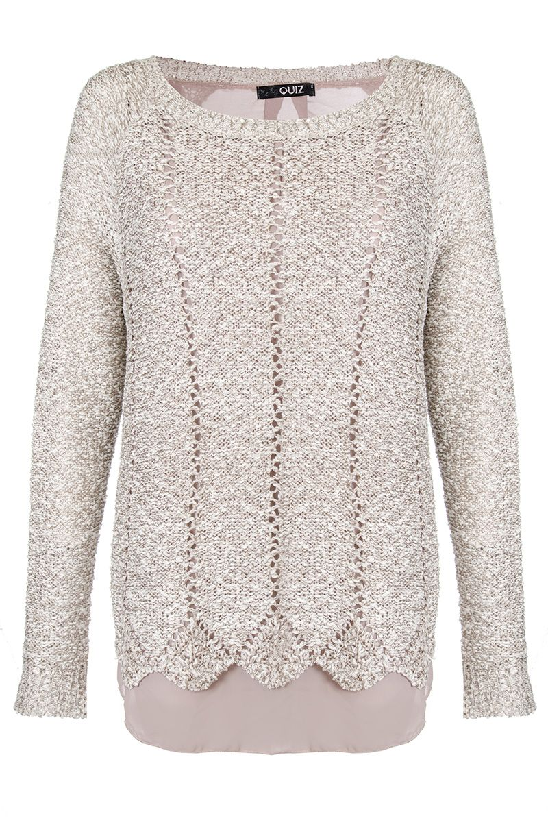 Knitting Trivia Questions : Sequin jumper shop for cheap women s clothing and save