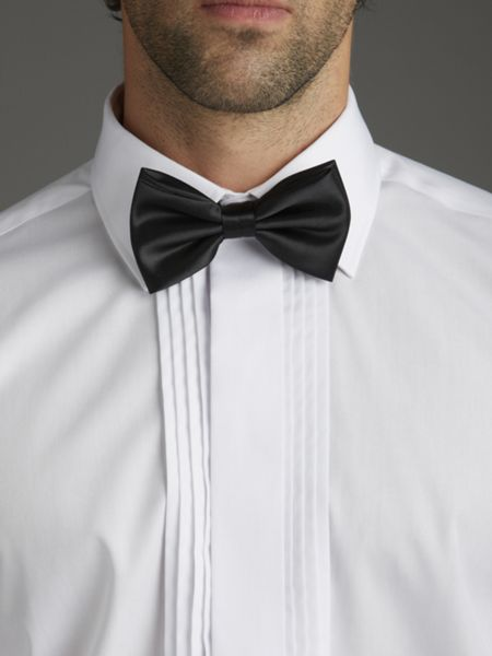 Paul Costelloe Black bow tie