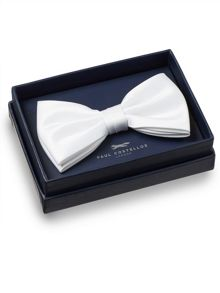 Paul Costelloe Ivory bow tie
