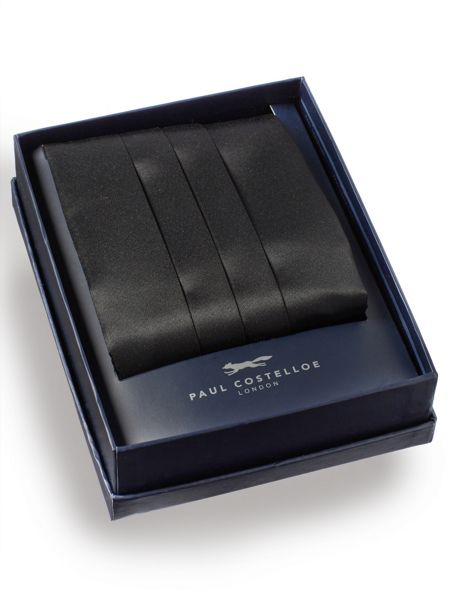 Paul Costelloe Black Cummerbund