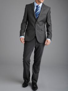 Paul Costelloe Slim Fit Grey Suit Jacket