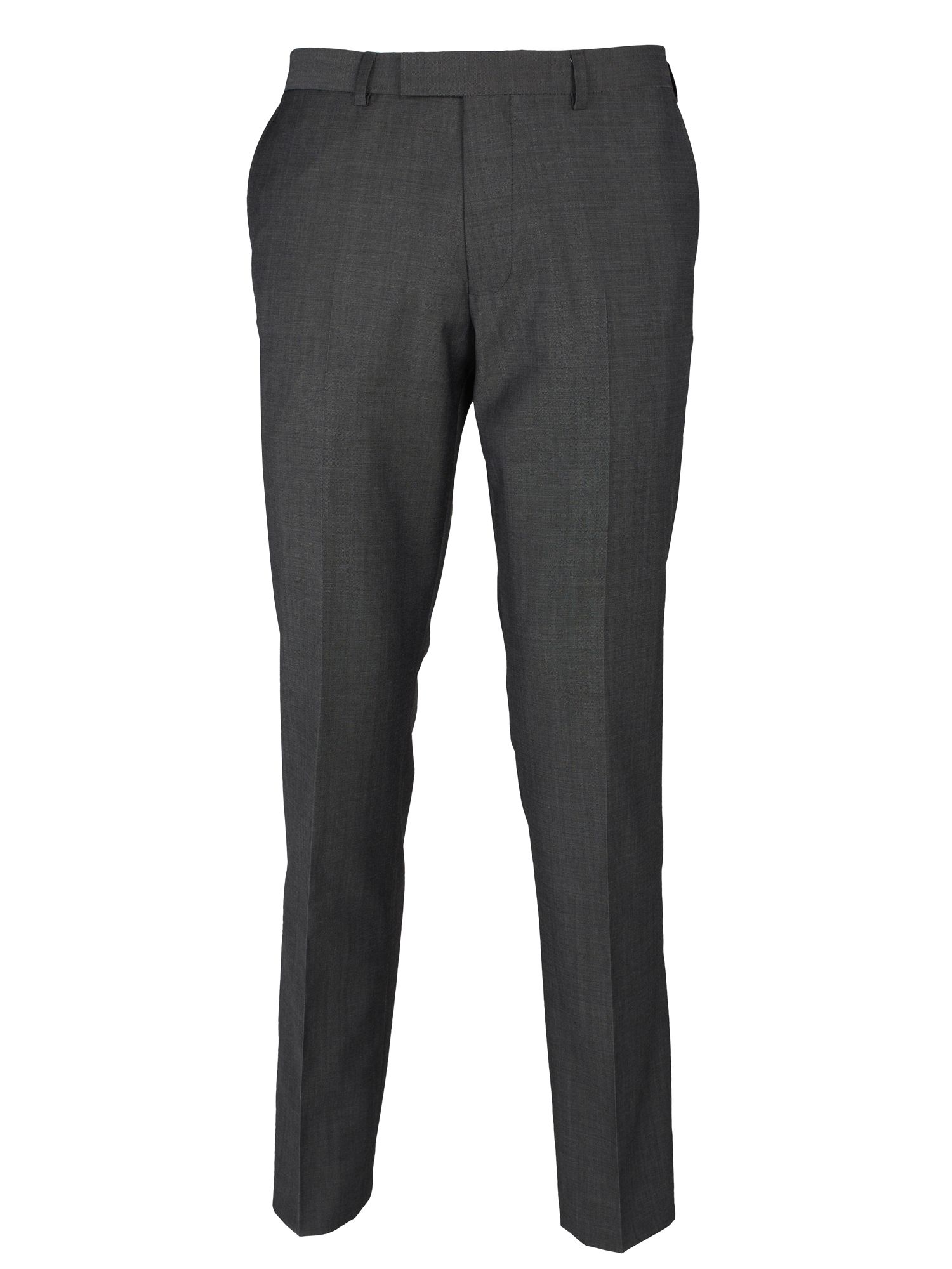 Grey tonic slimfit trousers