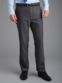 Paul Costelloe Slim Fit Grey Suit Trousers