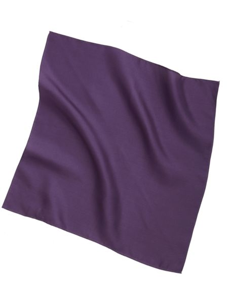 Paul Costelloe Purple hanky