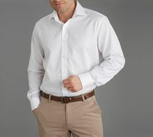 Paul Costelloe Castlefinn Fine Twill Non-Iron Shirt