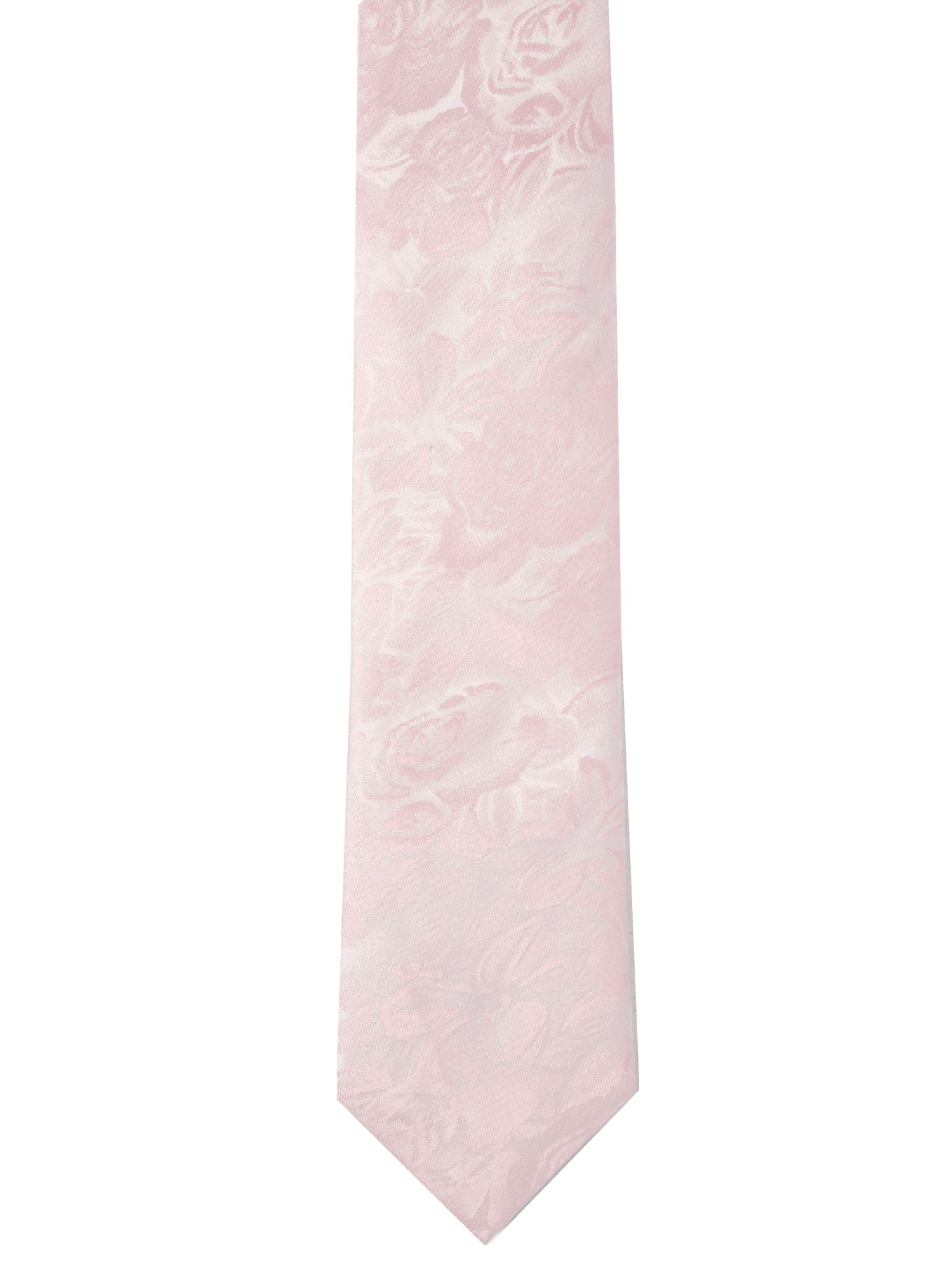 Pink tie and hank set