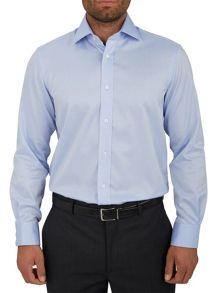 Castlefinn Blue Non-Iron Shirt