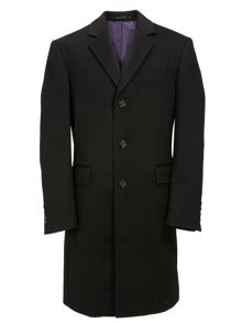 Potter Single Breasted Coat