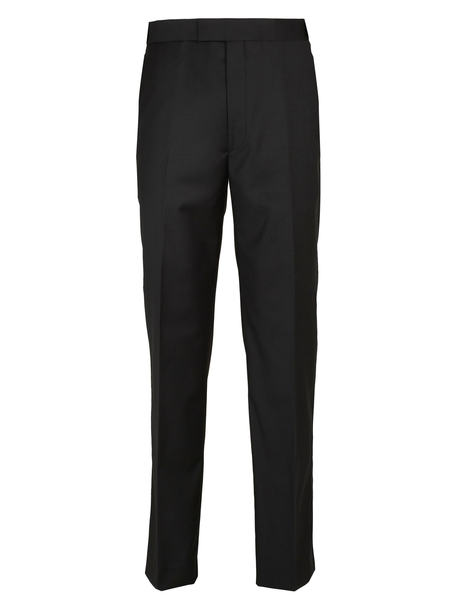 Black slimfit dinner trousers