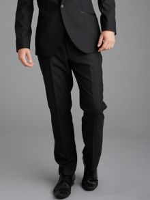 Black slimfit dinner trouser